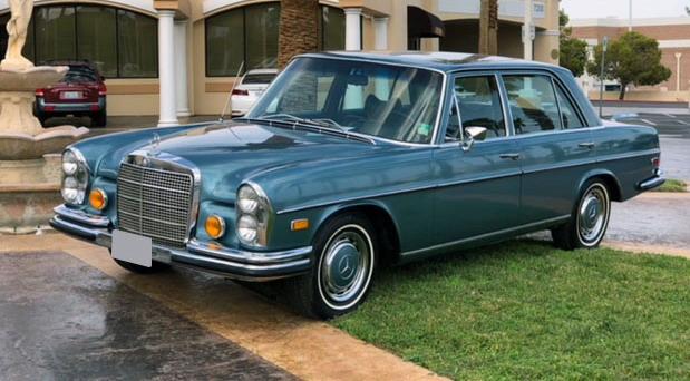 Nekada u vlasništvu Elvisa Prislija, sada na prodaju Mercedes-Benz 280 SEL