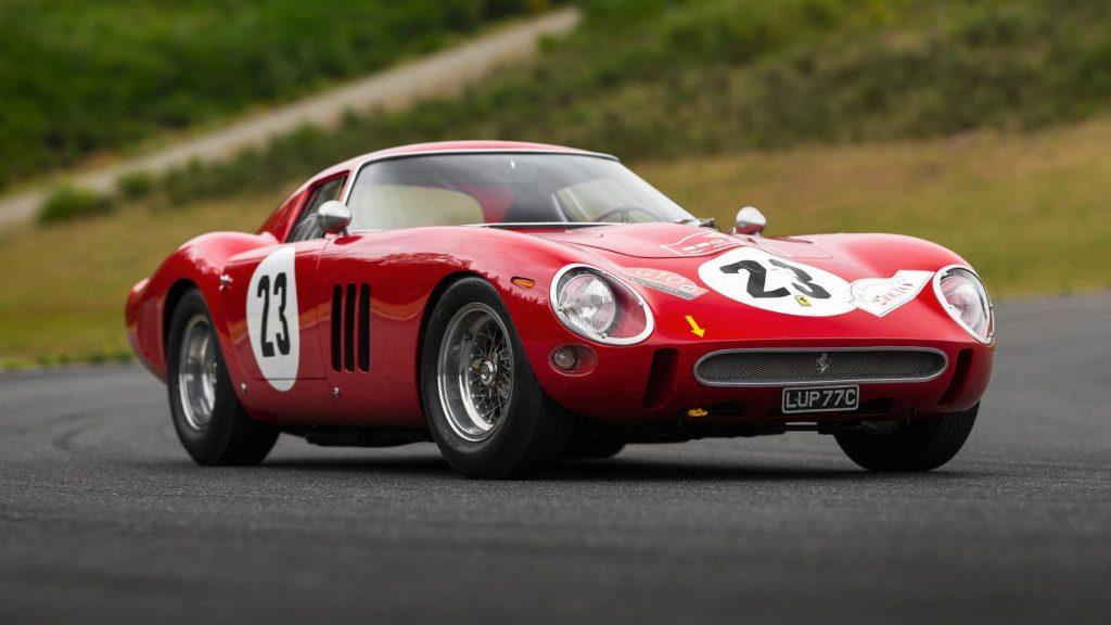 Ferrari 250 GTO (1962.) postigao rekordnu cenu na aukciji