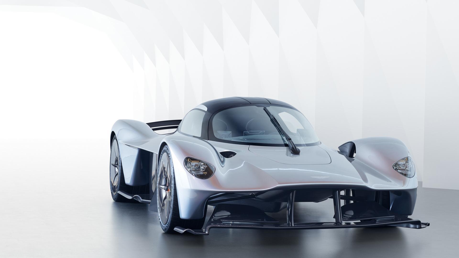 Cosworth: Aston Martin Valkyrie će raspolagati s 1.146 ks