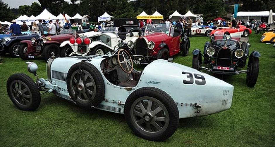 21+ automobilski dragulj na ovogodišnjem Monterey Car Week događaju