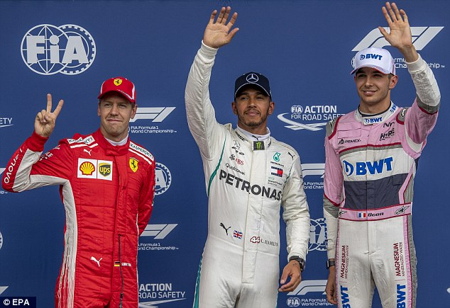 Kiša u Belgiji lansirala Hamiltona na pol poziciju