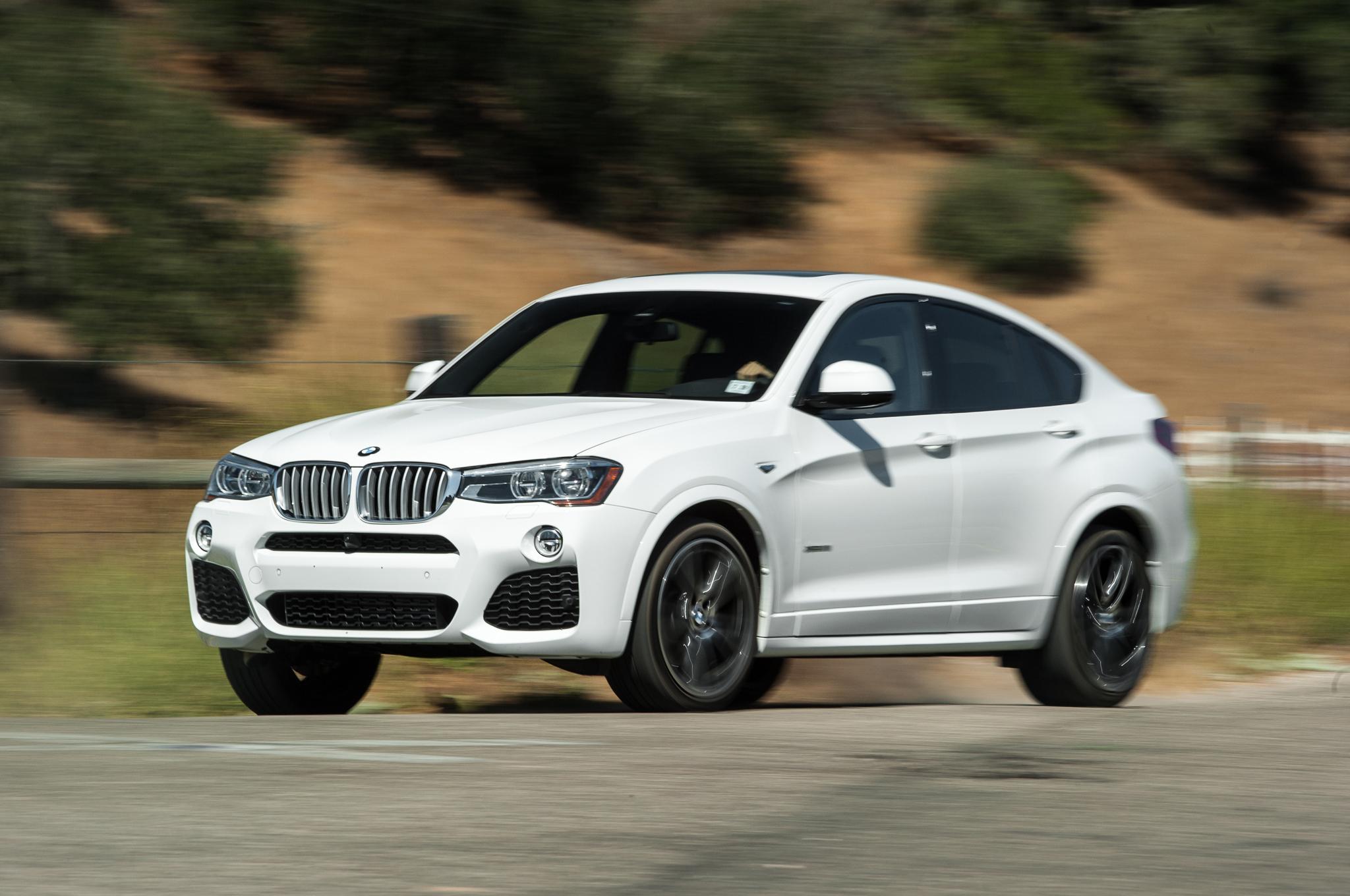 Krosover nije za esktazu kroz krivine, makar bio i BMW! (VIDEO)