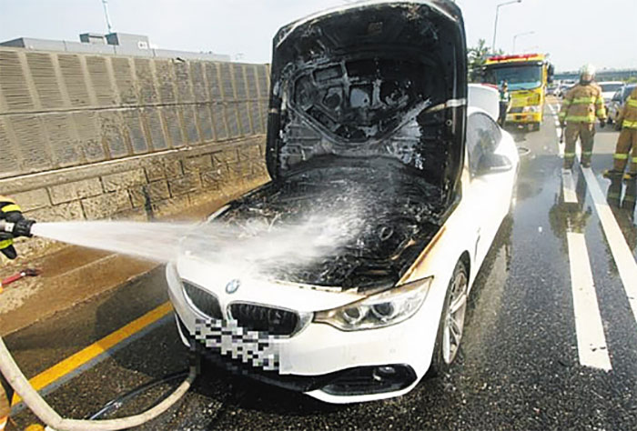 BMW uputio izvinjenje povodom brojnih samozapaljenja vozila u Koreji