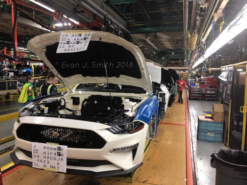 Ford Mustang izgleda slavi veliki jubilej