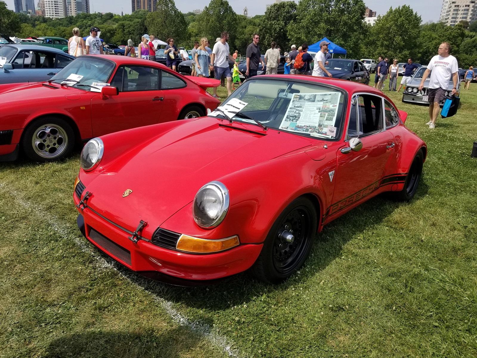 Zanimljivost dana: Najstariji Porsche 901 sa lica mesta