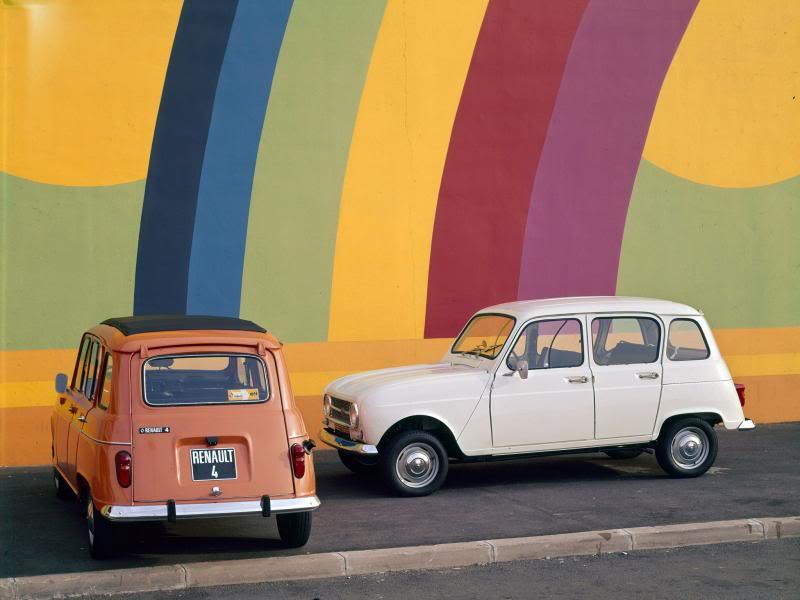 Kako je nastala i živela legenda – Renault 4