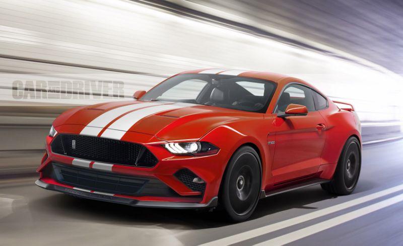 Novi Ford Mustang Shelby GT500 će razvijati 720 konjskih snaga?