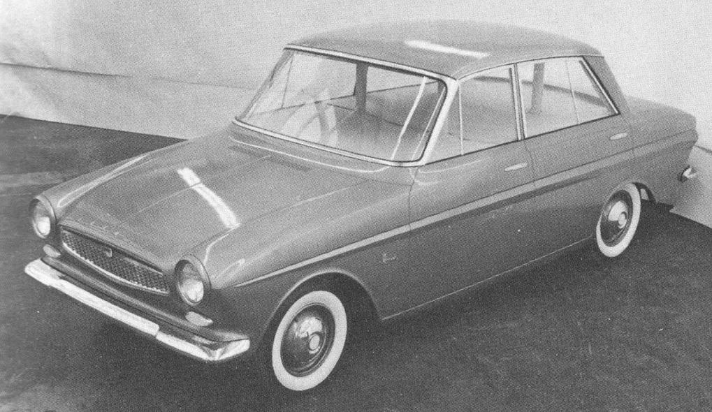 """Zanimljivost dana: Fordov odgovor na Volkswagen """"Bubu"""""""