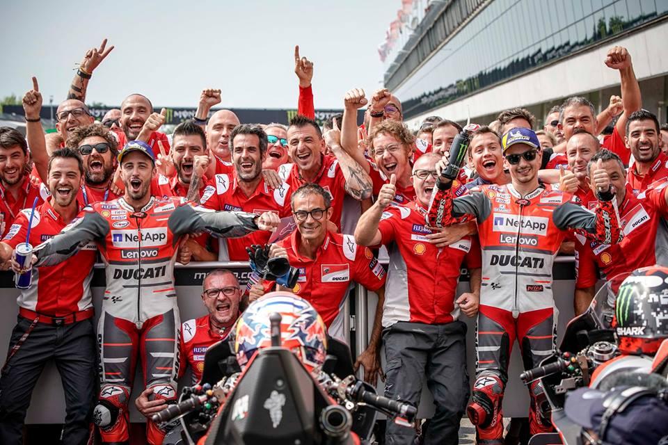 Briljantna trka za Ducati  i Dovicioza u Brnu