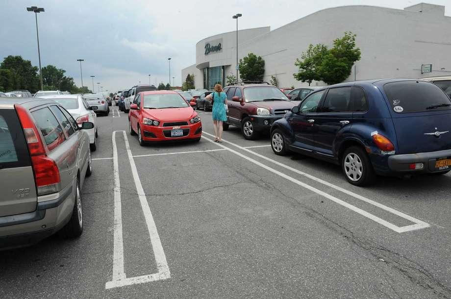 Savremeno bojno polje – parking površine