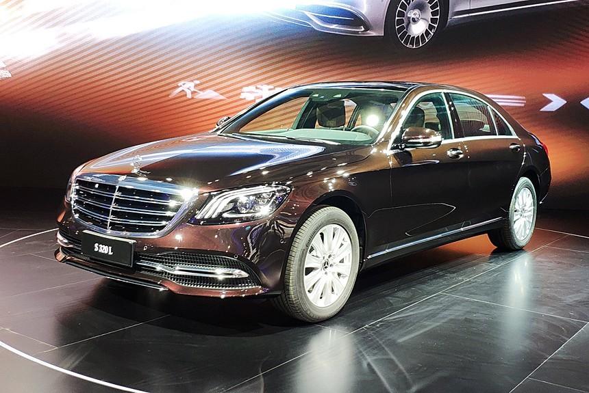 Mercedes S klase po prvi put u istoriji sa dvolitarskim turbo motorom