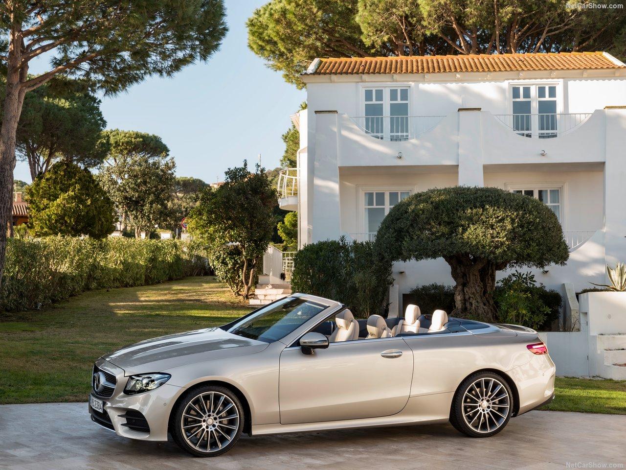 Nove pogonske grupe za Mercedesovu E klasu u kupe i kabriolet verziji