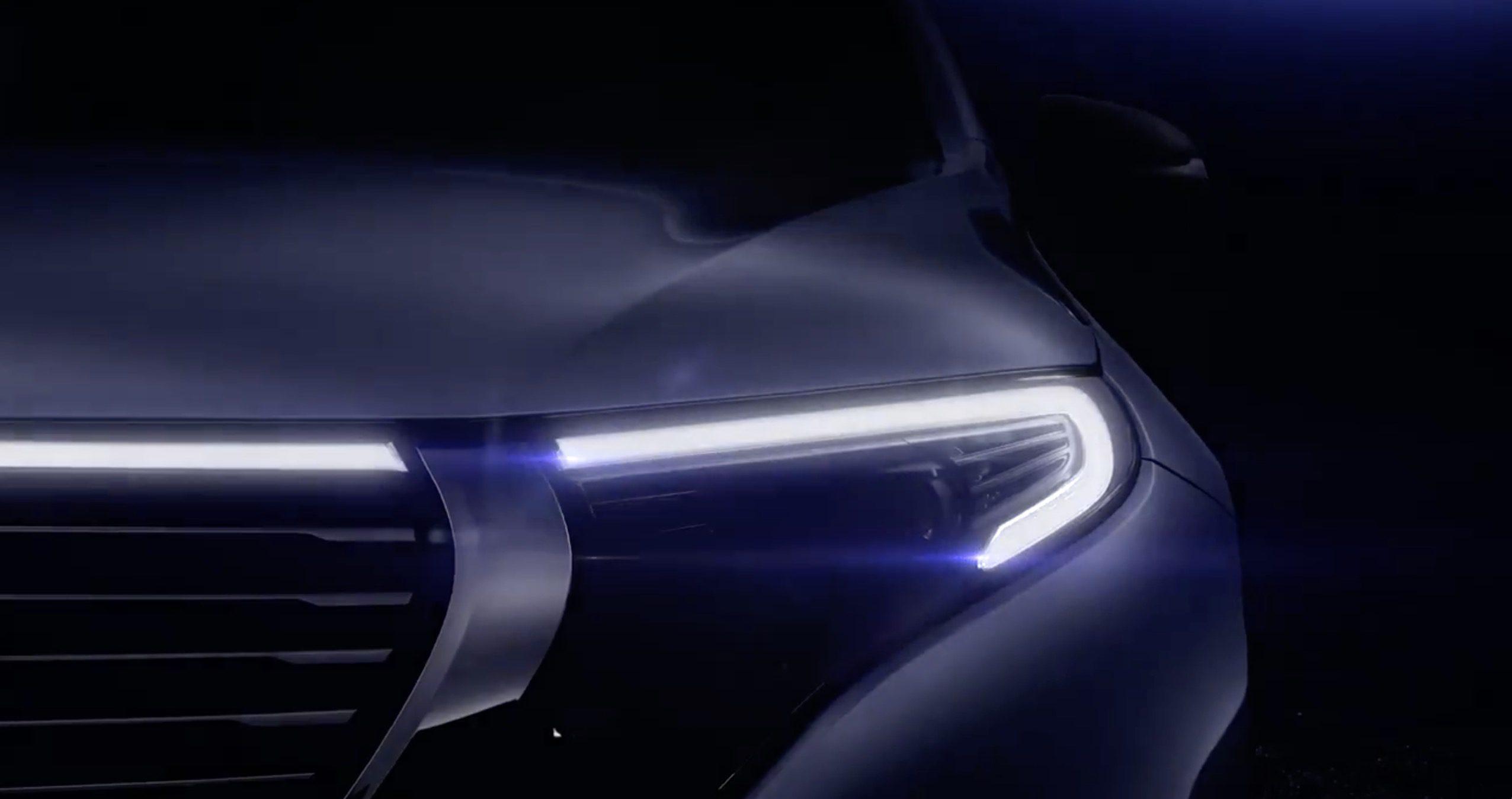 Prvi električni automobil Mercedesa će biti predstavljen 4. septembra (Video)