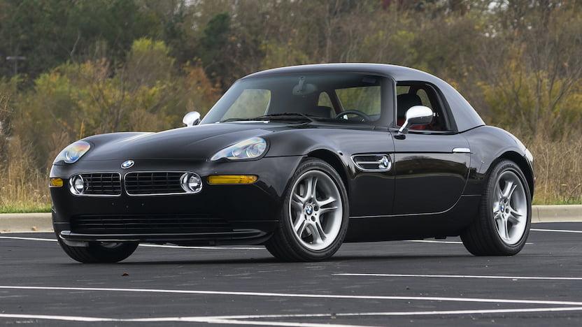 BMW Z8 – zaboravljeni kabriolet