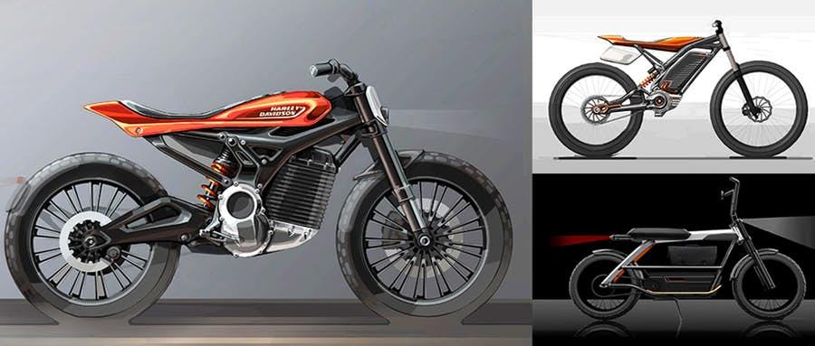 """""""Neki novi klinci"""" iz Harley Davidsona"""