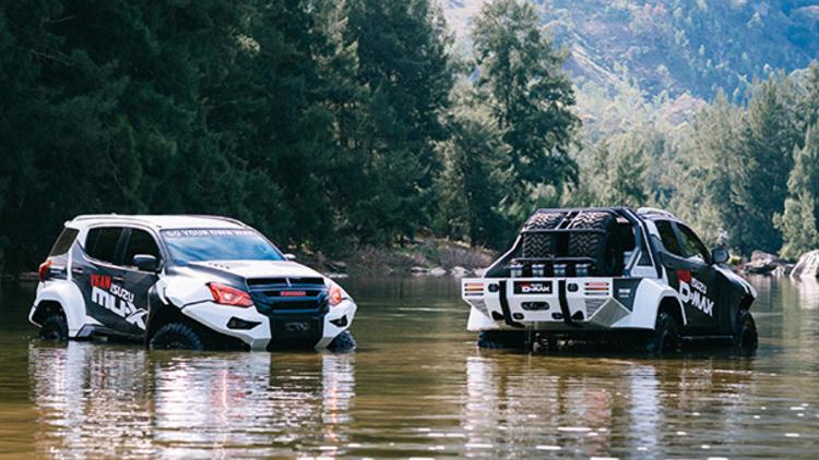Predstavljena dva konceptna modela; Isuzu X D-MAX i MU-X
