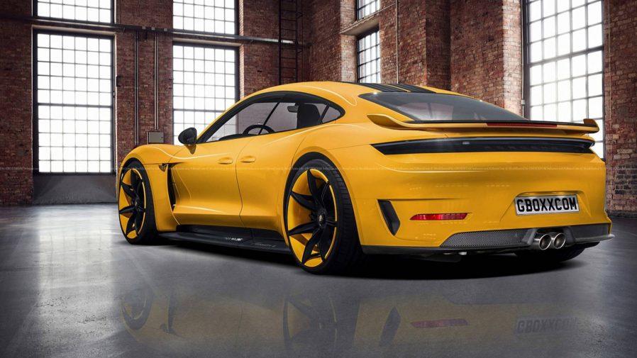 Porsche Taycan – otvorena još jedna knjiga narudžbi