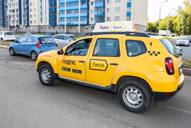 Yandex: Polovina ruskih vozača bi se odrekla automobila zbog taksija