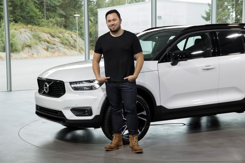 Dizajner kompanije Volvo, sreću našao u Tesli
