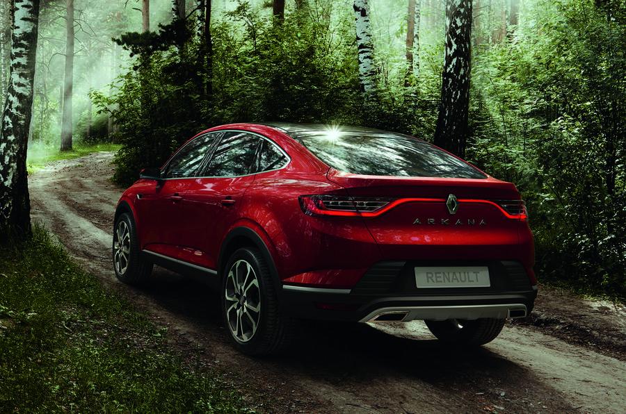 Renault Arkana predstavljena na Salonu automobila u Moskvi (VIDEO)