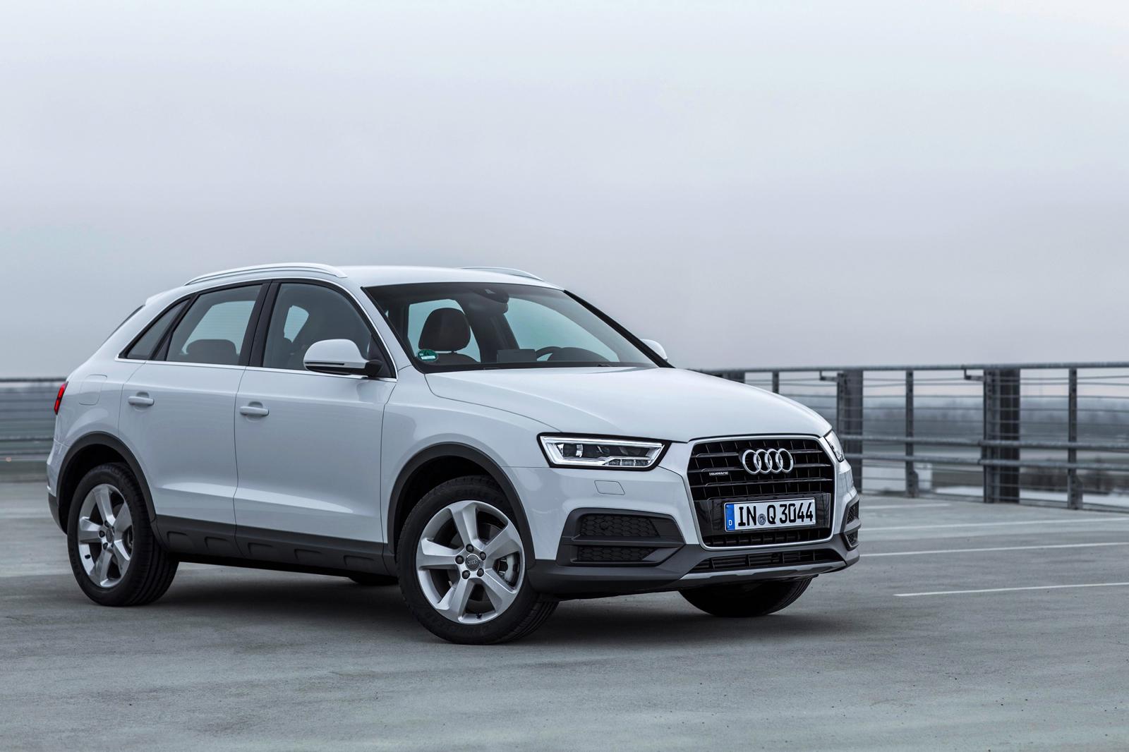"Audi Q3 – ""Last Minute"" ponuda a onda ""Aufwiedersehen"""
