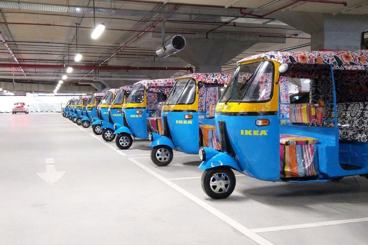 IKEA ima za cilj da za isporuke koristi isključivo električna vozila u bliskoj budućnosti