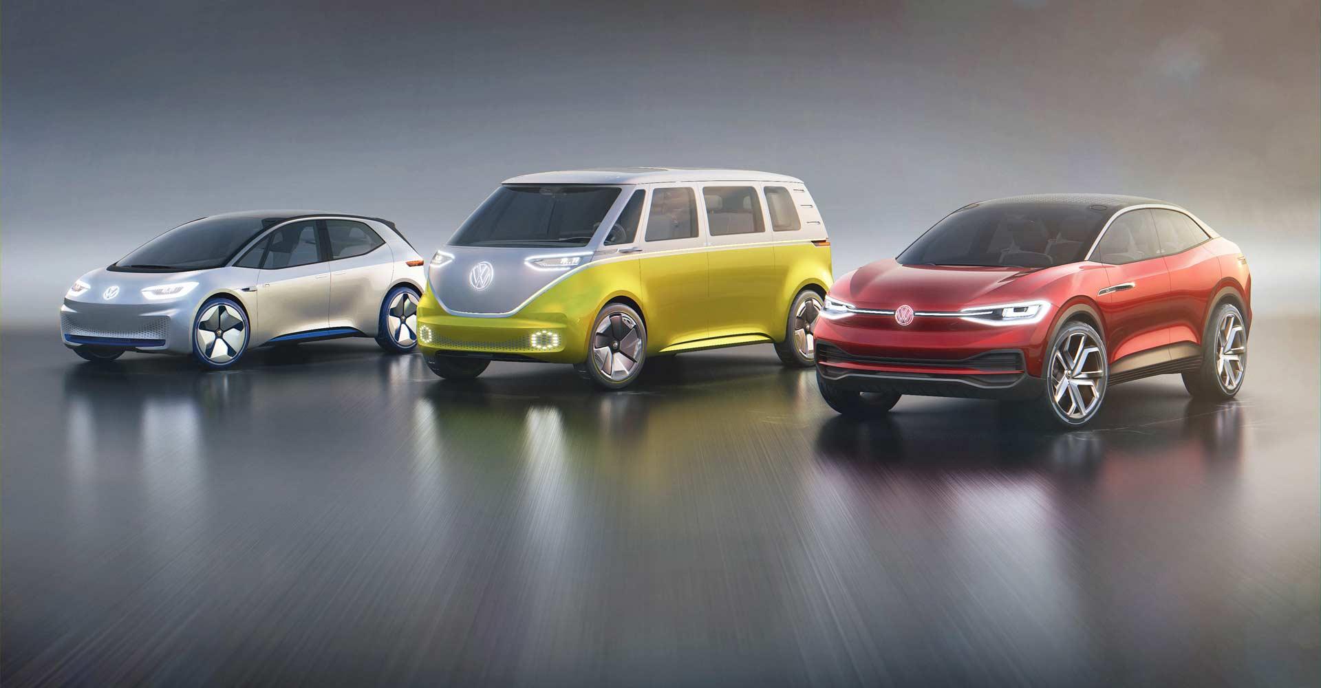 """Prvi """"električni talas"""" Volkswagena dolazi u vidu 10 miliona automobila"""