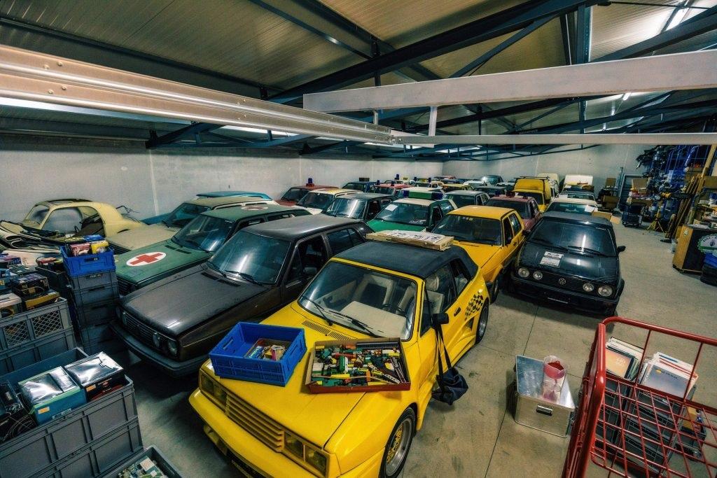 Danas je Golfodan na AutoRepublici – najveća privatna kolekcija