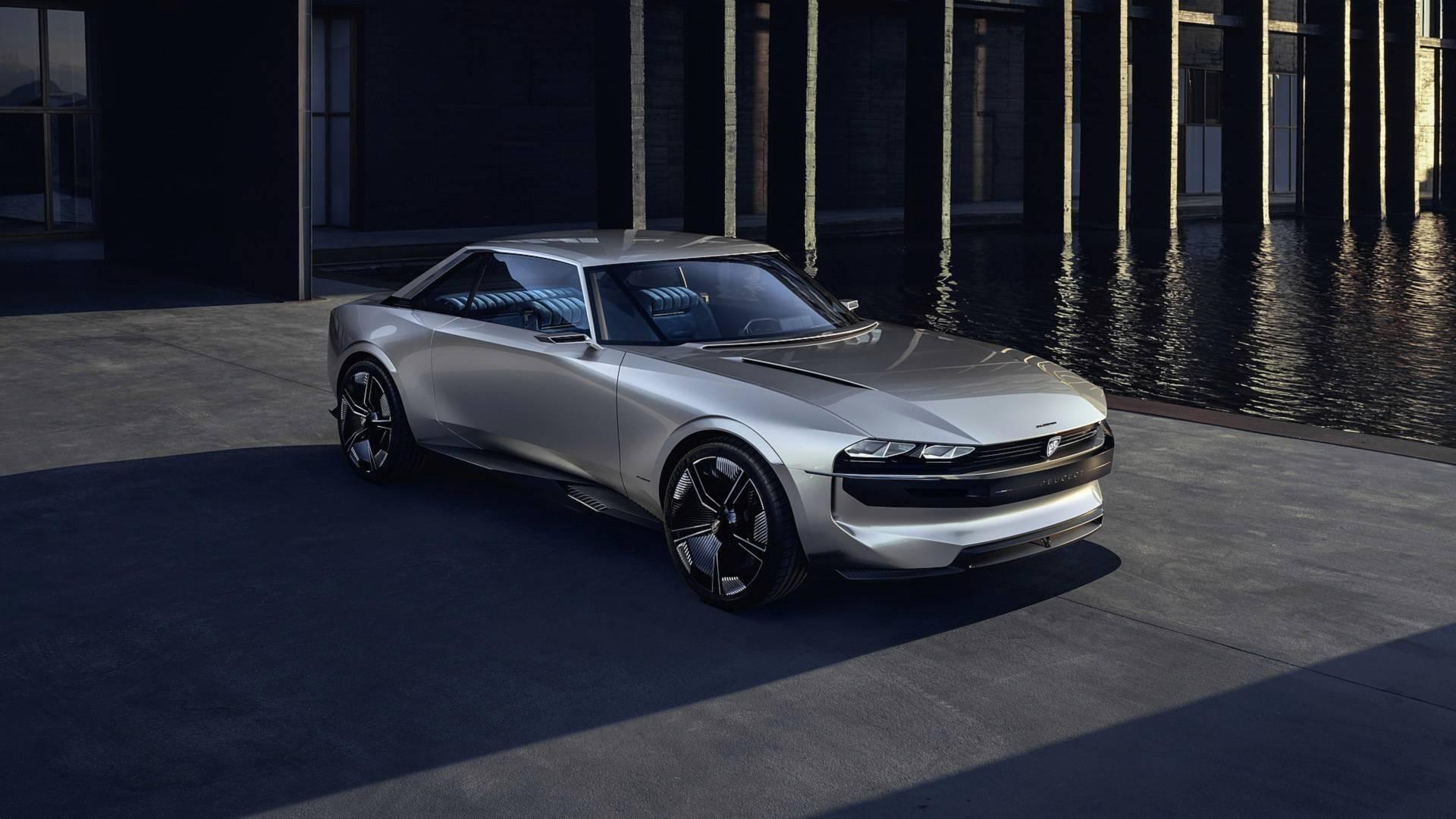 """Peugeot e-Legend koncept je pravi automobilski """"električni san"""" (VIDEO I GALERIJA)"""