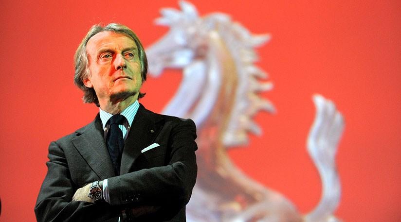 "Luka di Montecemolo: ""Ferrari nema prava da kritikuje Mercedes"""