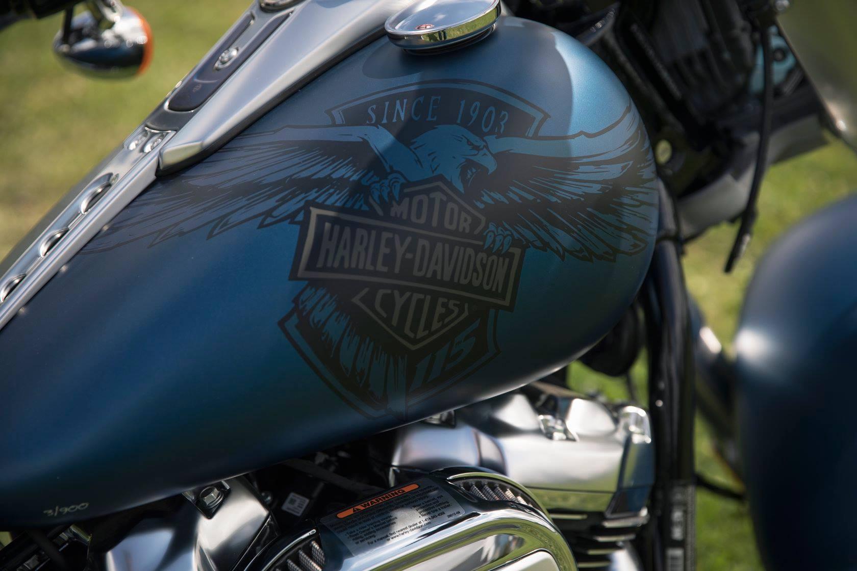 Zanimljivost dana: Harley Davidson slavi 115 godina postojanja