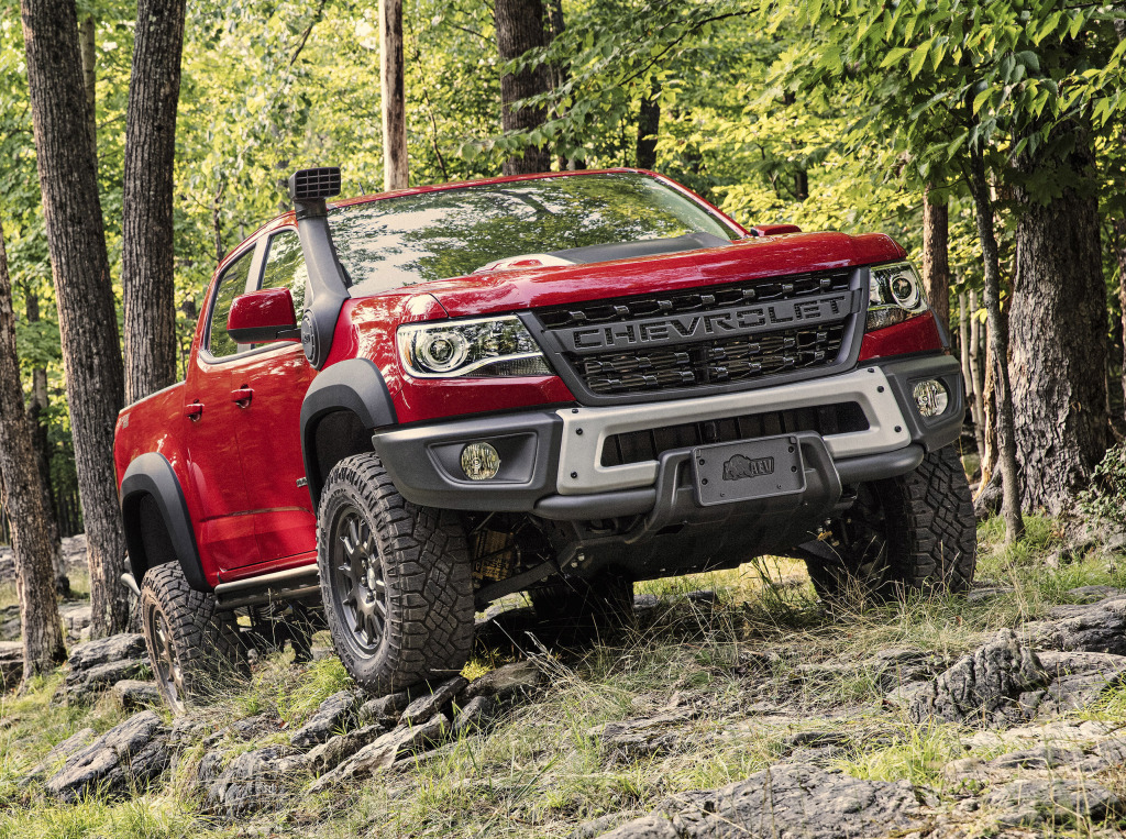 Chevrolet Colorado ZR2 Bison (2019.)