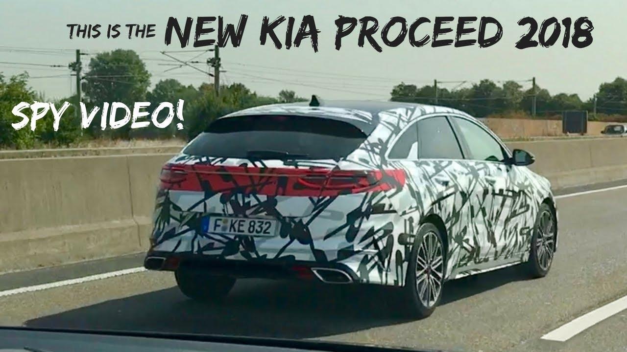 "Nova Kia ProCeed na ""autobanu"" (VIDEO)"