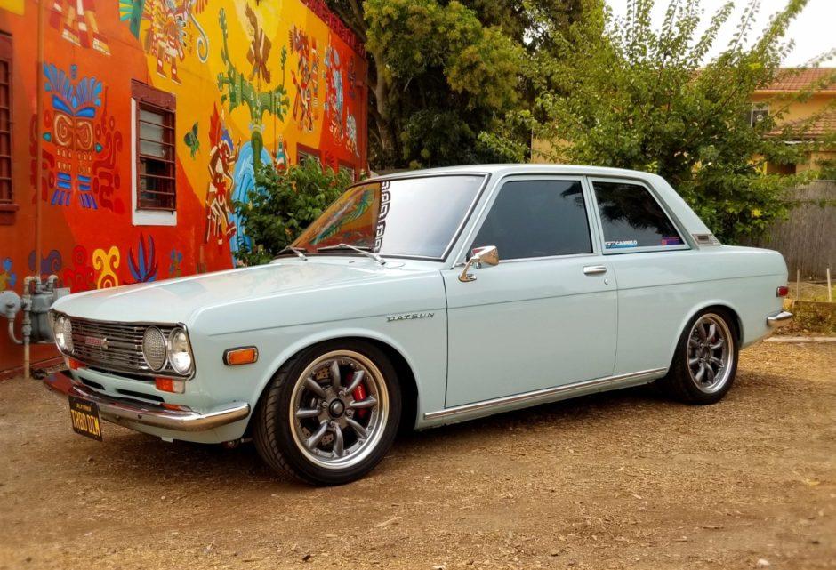 Datsun 510 – automobil koji je označio Nissanov proboj na američko tržište