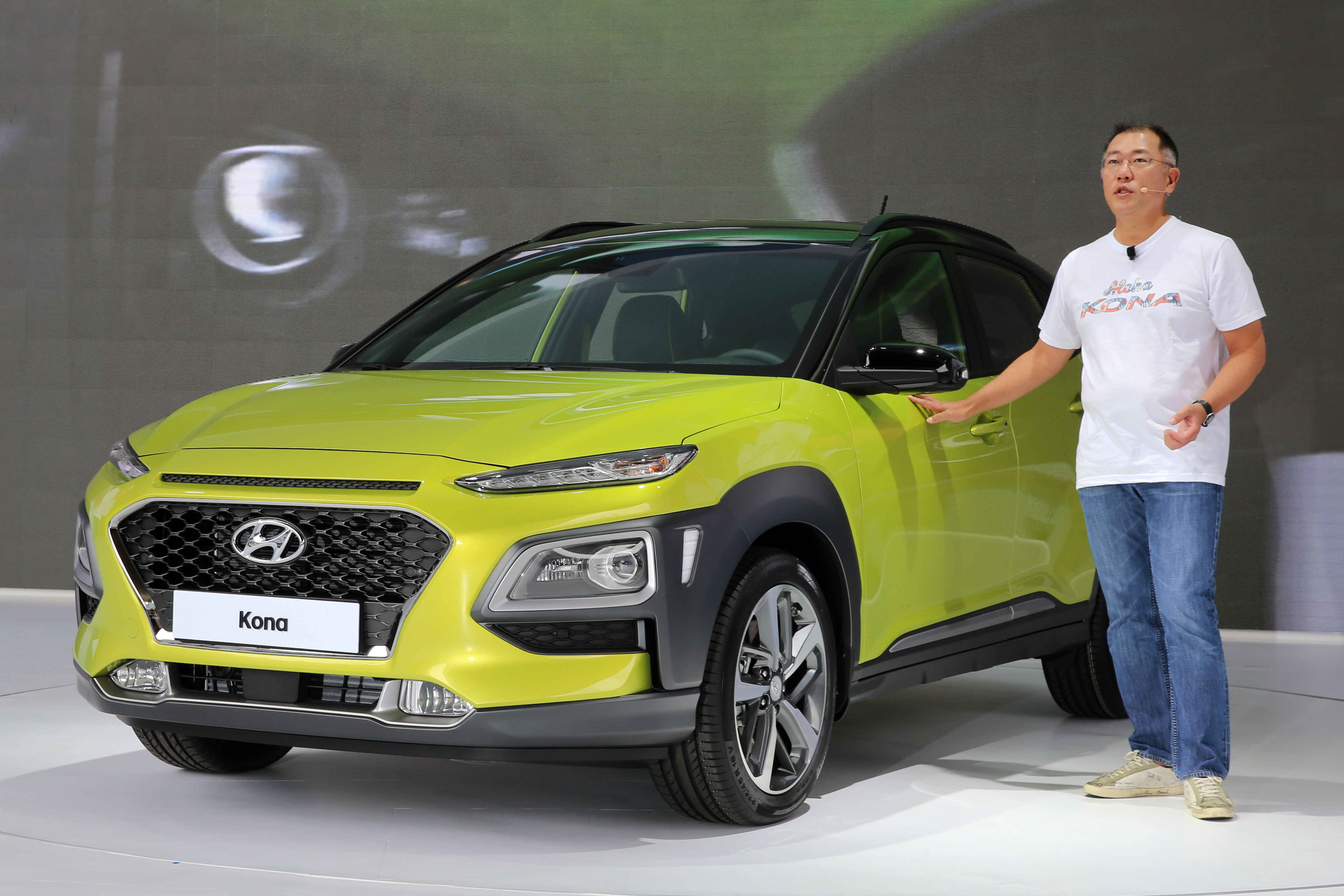 Prestolonaslednik Hyundaija polako preuzima ulogu oca