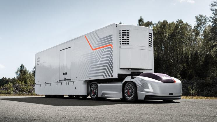 Da li će ovako izgledati budućnost kamionskog transporta?!