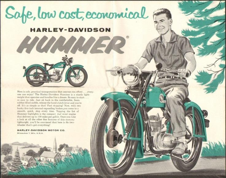 Zanimljivost dana: Nemački Harley Davidson