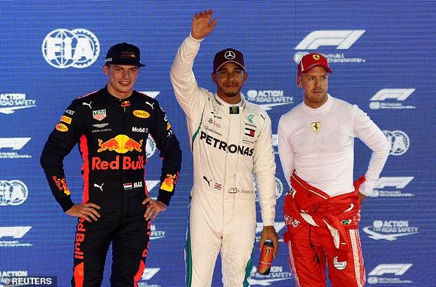 Luis Hamilton i u Singapuru uzeo pol poziciju