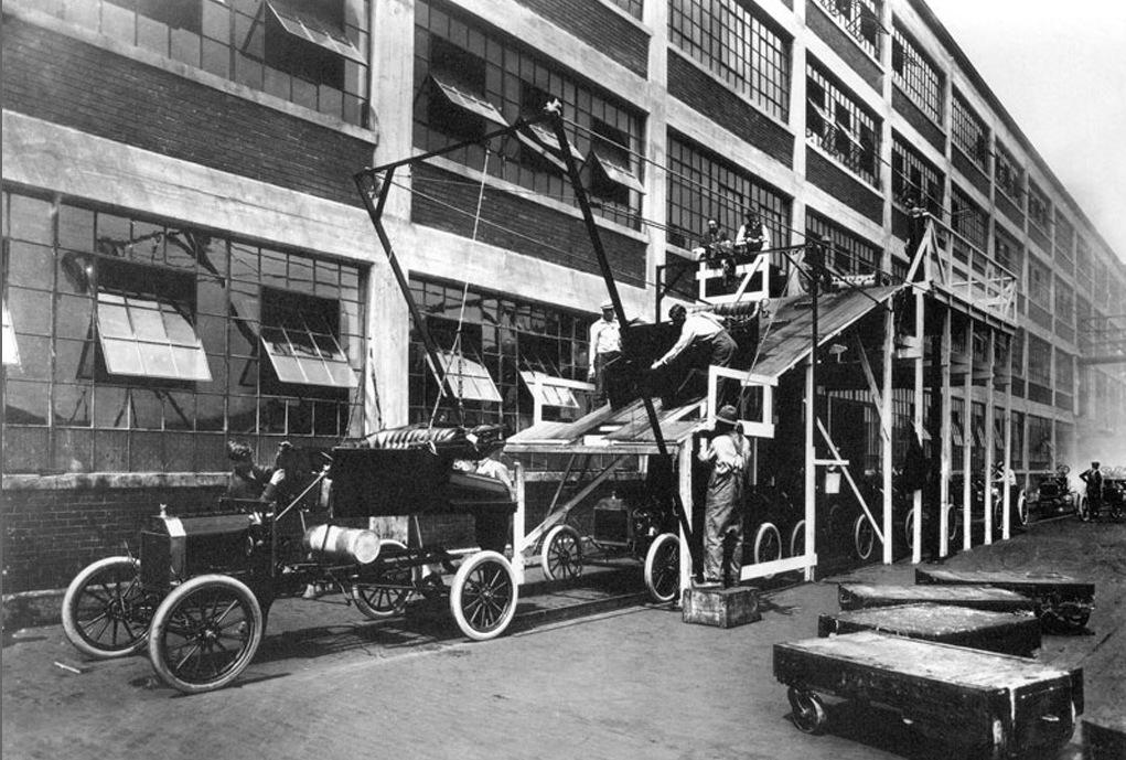 Zanimljivost dana: Ko je zapravo izmislio pokretnu traku u automobilskoj industriji?