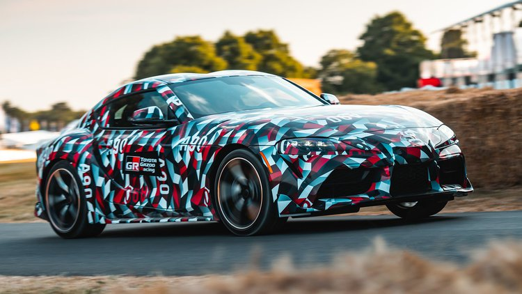 Toyota Supra – sve što znamo do sada