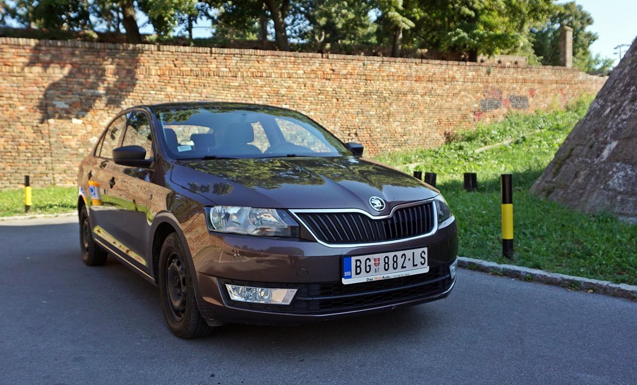 "Škoda Rapid – ""Golf dvojka 21. veka"""