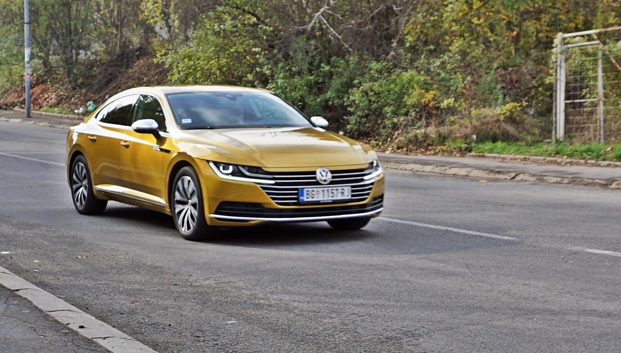 "Podmladak Volkswagena radi na ""super"" Arteonu"