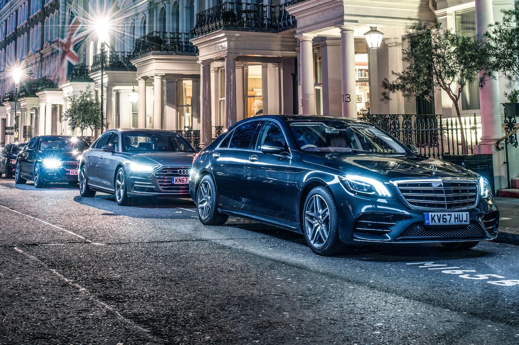 Da li je BMW izgubio korak u odnosu na Audi i Mercedes?