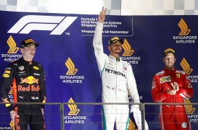 Formula One – F1 Singapore Grand Prix