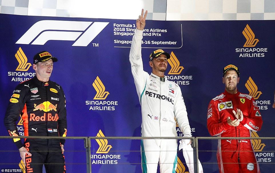 Nova pobeda Hamiltona i novi diletantizam Ferrarija