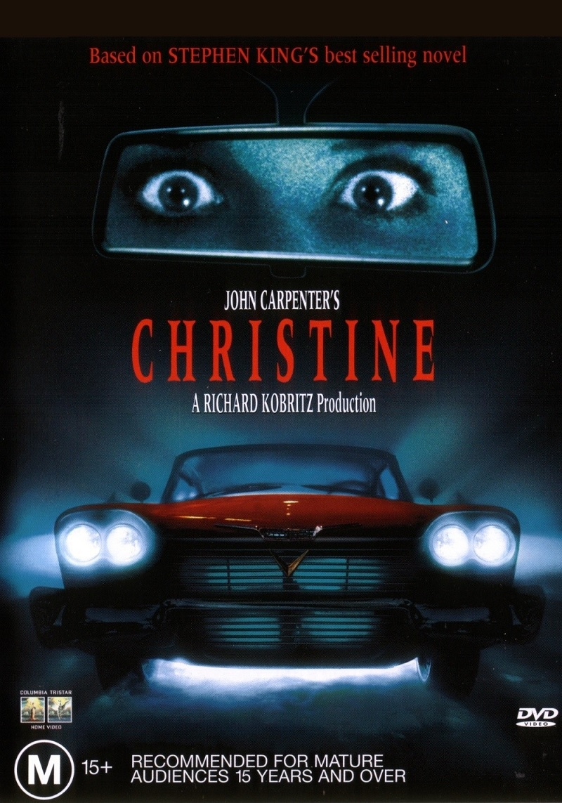 Filmski heroji: Christine (Video)