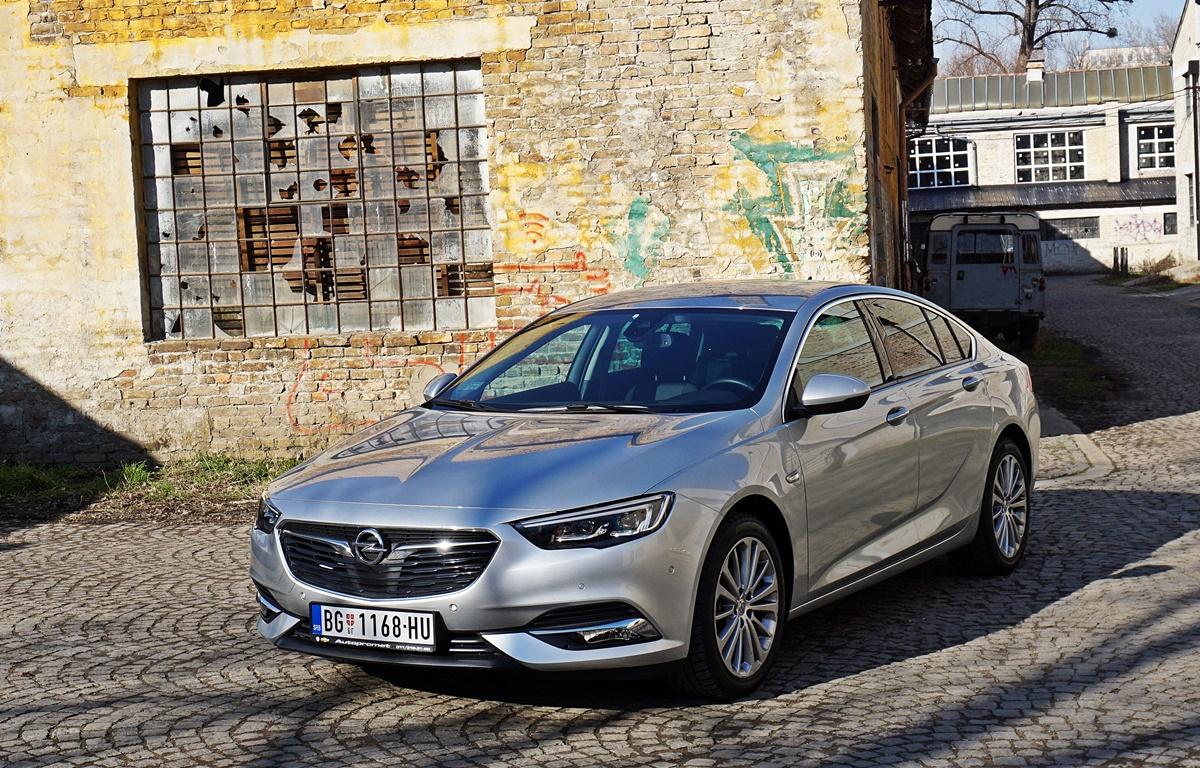Opel Insignia demonstrirala kompanijsku tehnologiju autonomne vožnje