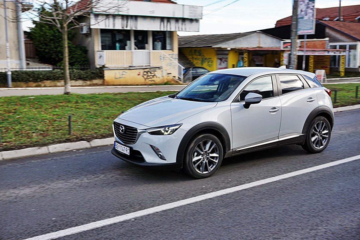 Mazda CX-3 u narednoj generaciji donosi značajne promene