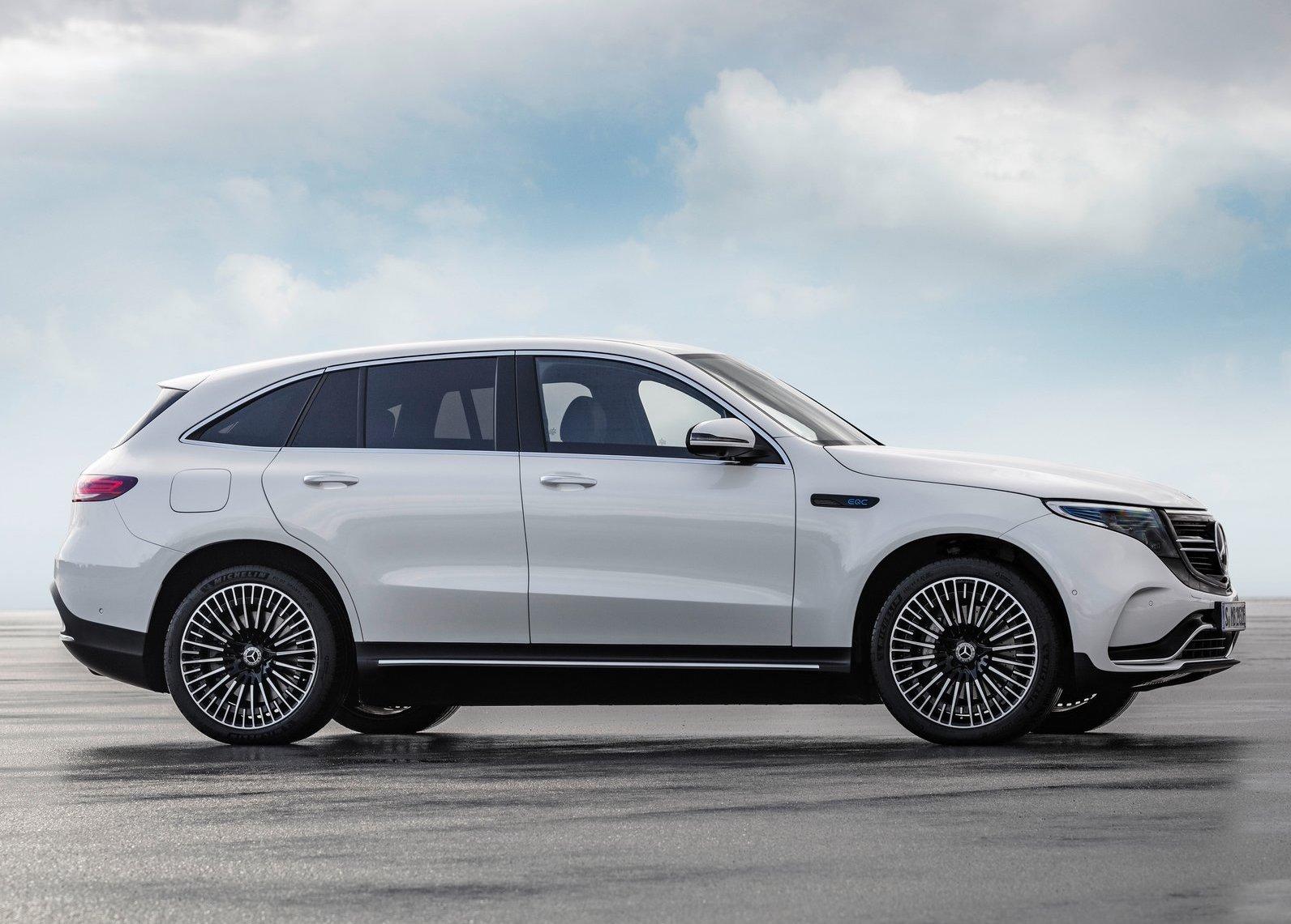 Predstavljen Mercedes-Benz EQC