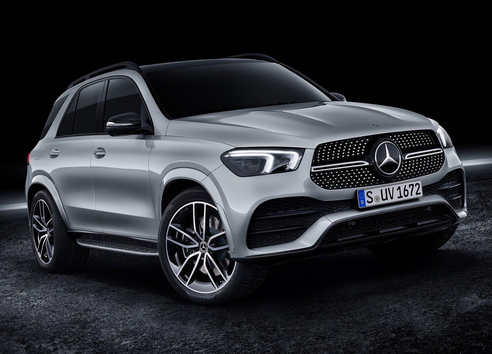 Mercedes-Benz GLE (2019.)